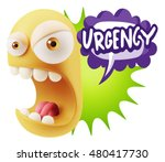 3d rendering angry character... | Shutterstock . vector #480417730