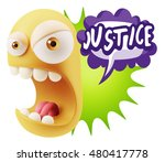 3d rendering angry character... | Shutterstock . vector #480417778