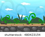 nature background for game....