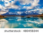 The Torres Del Paine National...