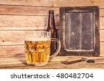 craft beer  | Shutterstock . vector #480482704