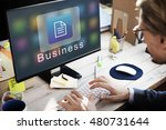 business organization... | Shutterstock . vector #480731644