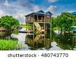 Water Villages Tonle Sap Is The ...