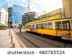 milan  italy   june 07  2016 ... | Shutterstock . vector #480785524