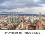 general view of the city from... | Shutterstock . vector #480884338