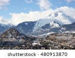 mountain landscape 2 | Shutterstock . vector #480913870