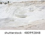 Dry Pamukkale Pools Without...