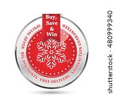 sales winter holidays... | Shutterstock .eps vector #480999340