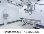 x ray room in a hospital er... | Shutterstock . vector #481020238