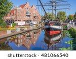 papenburg  germany   august 25  ... | Shutterstock . vector #481066540