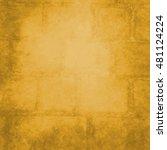 grunge background | Shutterstock . vector #481124224