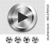 multimedia icons on circle...