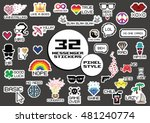 vector illustration for modern... | Shutterstock .eps vector #481240774