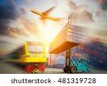 industrial container cargo