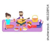 vector flat style illustration... | Shutterstock .eps vector #481328914