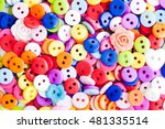 Bright Beautiful Color Buttons...