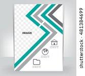 business cover design | Shutterstock .eps vector #481384699