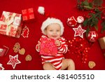 Baby First Christmas. Beautifu...