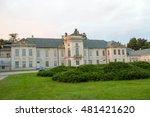 Palace In Radzyn Podlaski ...