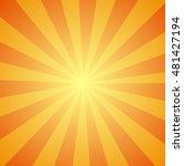 bright abstract cartoon... | Shutterstock .eps vector #481427194