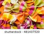 traditional handmade italian...   Shutterstock . vector #481437520
