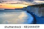 Beachy Head Famous White Cliffs ...