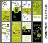 vector vintage template label... | Shutterstock .eps vector #481546930