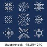 vector illustration of ugly... | Shutterstock .eps vector #481594240