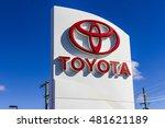 indianapolis   circa september...   Shutterstock . vector #481621189