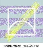 graphic design background.... | Shutterstock . vector #481628440