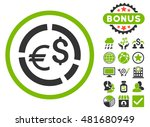 currency diagram icon with... | Shutterstock .eps vector #481680949