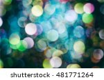 background with a natural blur... | Shutterstock . vector #481771264