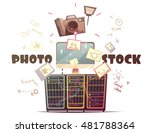 successful high quality photo... | Shutterstock .eps vector #481788364