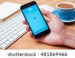 chiang mai  thailand   apr 12... | Shutterstock . vector #481869466