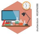 medicine  healthcare  pharmacy | Shutterstock .eps vector #481896088