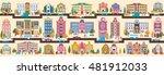 set stock vector illustration...   Shutterstock .eps vector #481912033