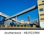 bogdanka  poland  september 11  ... | Shutterstock . vector #481921984