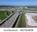 aerial view interstate 10 or... | Shutterstock . vector #481926808