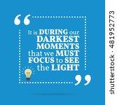 inspirational motivational... | Shutterstock . vector #481952773