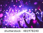 party people enjoying a great... | Shutterstock . vector #481978240