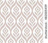 seamless ornamental pattern... | Shutterstock .eps vector #482005459