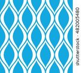 seamless ornamental pattern...   Shutterstock .eps vector #482005480