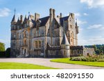 blarney house at castle gardens ... | Shutterstock . vector #482091550