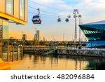 Thames Cable Car At Royal...