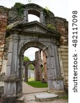Small photo of The Abbey of Villers-La-Ville in Belgium