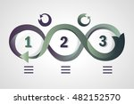 vector. arrow. shape.  | Shutterstock .eps vector #482152570