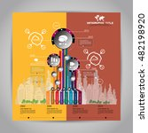 tree diagram concept... | Shutterstock .eps vector #482198920