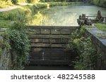 Canal Lock Closed.