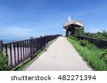 observation deck in ishigaki... | Shutterstock . vector #482271394