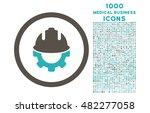 development rounded glyph... | Shutterstock . vector #482277058